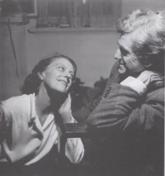 John and Sunday, 1962, photographer Nadine Amadio