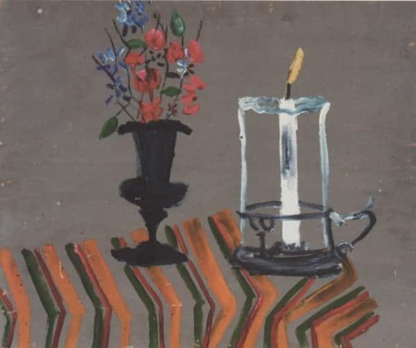 """Sidney Nolan, """"Still Life"""", c. 1945"""