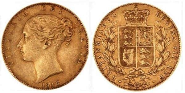 1848 Sovereign