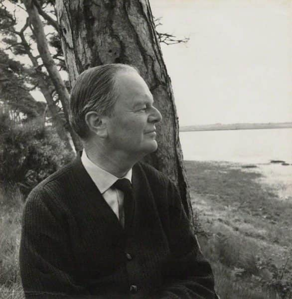 Sir Kenneth Clark, 1964, by Janet Stone